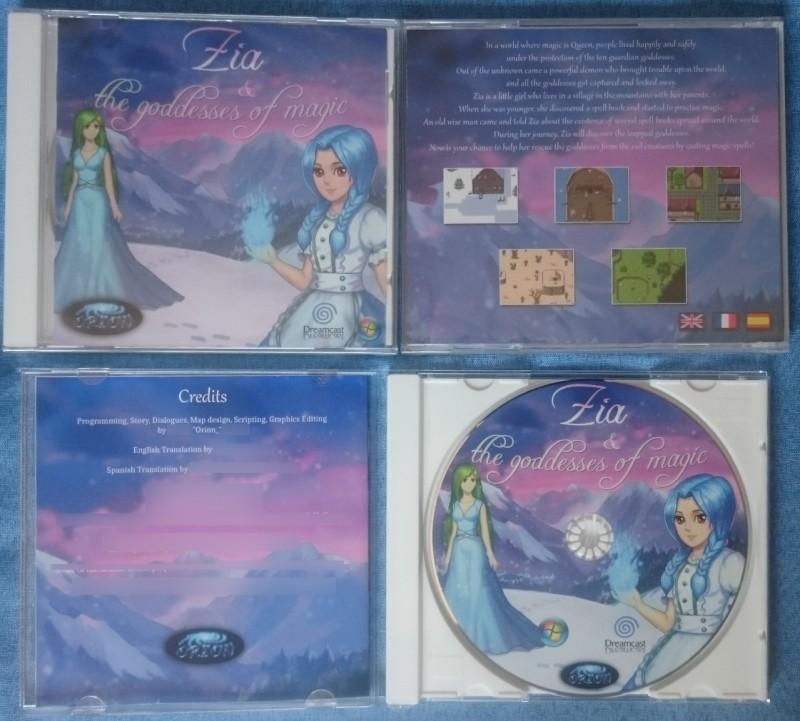 Orion_'s WebSite - OrionSoft - Dreamcast Retro Games Development